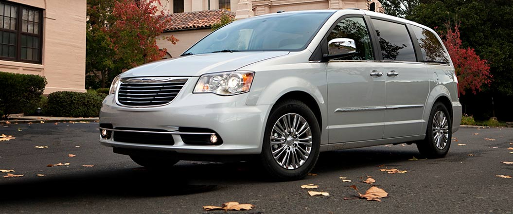 Chrysler Town U0026 Country Prince George