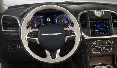 Chrysler 300 - Steering Wheel